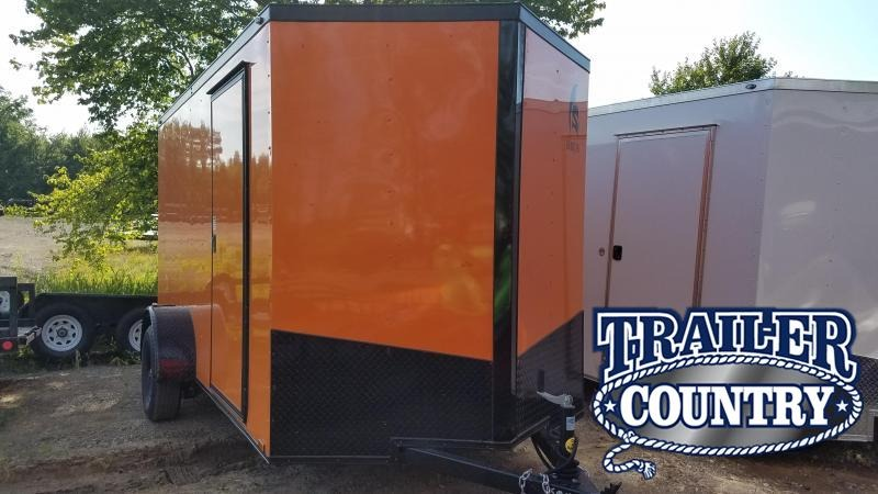 2019 Spartan 6X12 SA Enclosed Cargo Trailer in Ashburn, VA