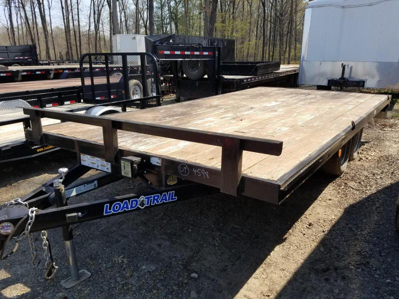 2014 Load Trail 96X16 Utility Trailer