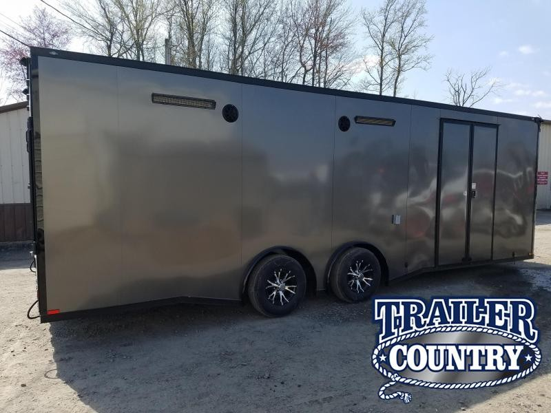 2019 Spartan 8.5x24 Car / Racing Trailer