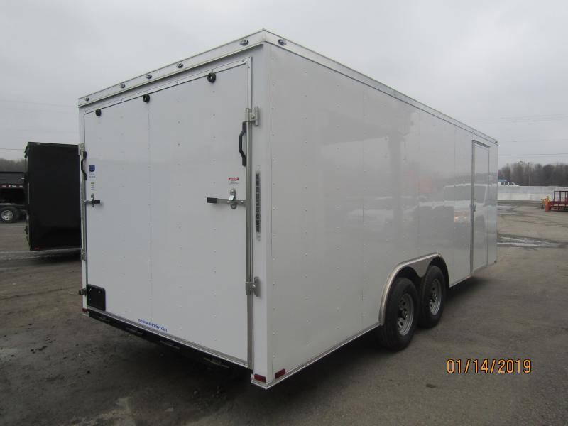 2019 Spartan 8.5X20 TA Enclosed Cargo Trailer