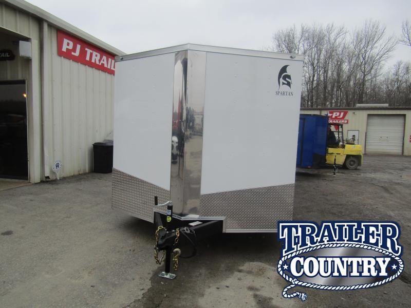 2019 Spartan 8.5X20 TA Enclosed Cargo Trailer in Ashburn, VA