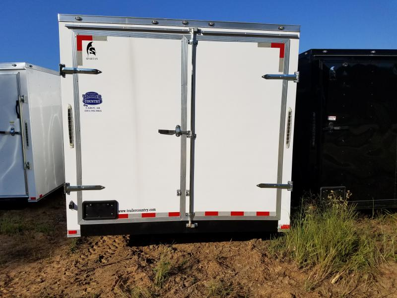 2018 Spartan 8.5X24XXL Enclosed Cargo Trailer