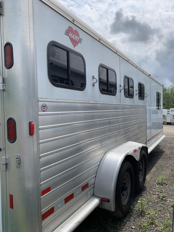 2008 Hart Trailers 4 HORSE Horse Trailer