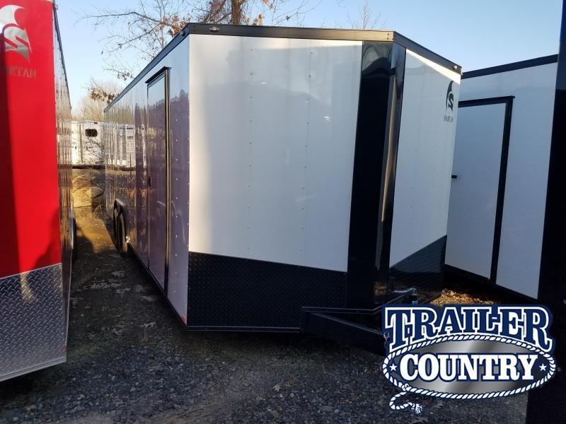 2019 Spartan 8.5X24 Enclosed Cargo Trailer in Ashburn, VA