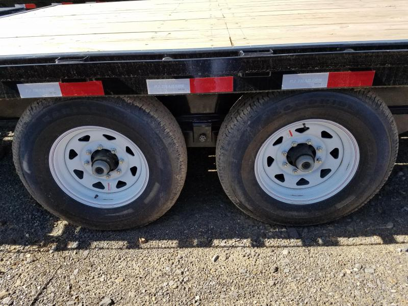 2018 PJ Trailers 102X30 GN Flatbed Trailer