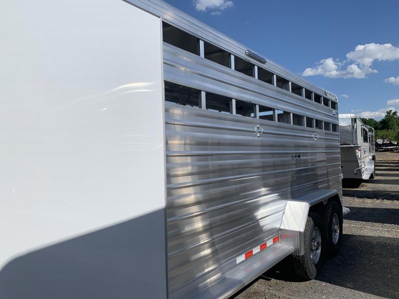2020 Cimarron Trailers LONESTAR 20FT Livestock Trailer