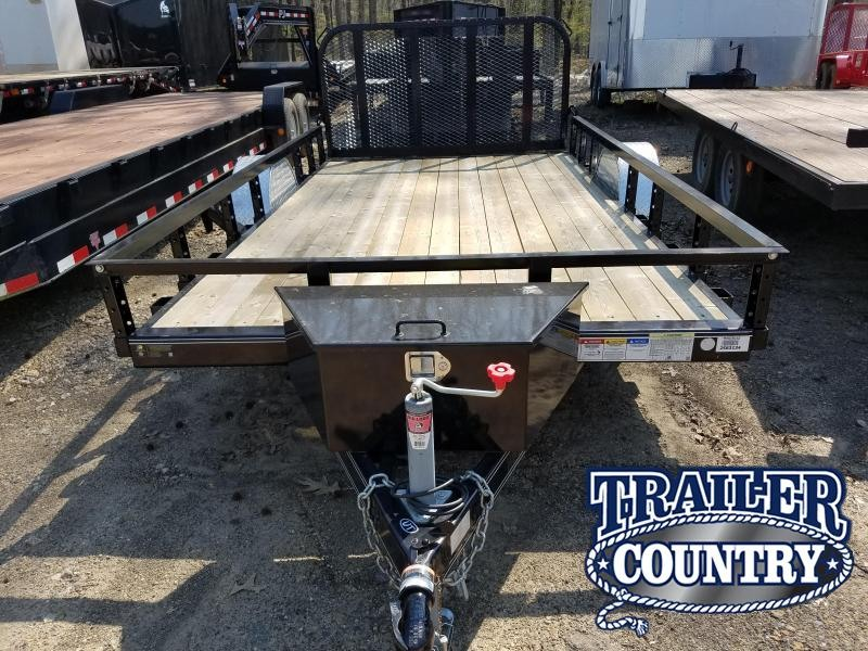 Trailer Country Cabot Ar >> 2019 Pj Trailers 77x12 Utility Trailer