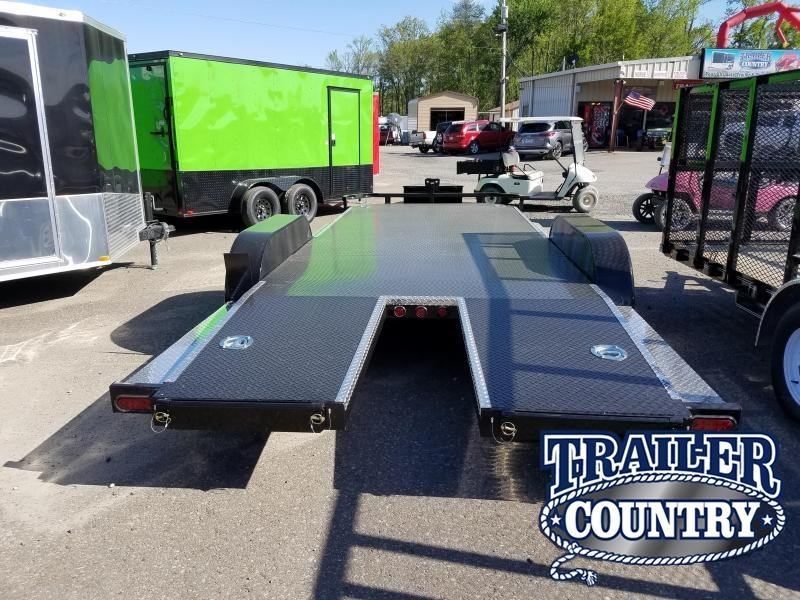 2018 Longhorn Trailers 83X20 DREAM HAULER Car / Racing Trailer