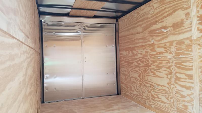 2019 Spartan 7X16 TA XXL Enclosed Cargo Trailer