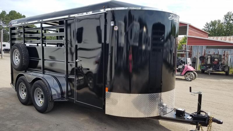 2020 Delta Manufacturing 500 ES 3 HORSE Horse Trailer
