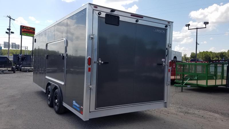 2020 Legend Trailers THUNDER 8.5X22 Enclosed Cargo Trailer