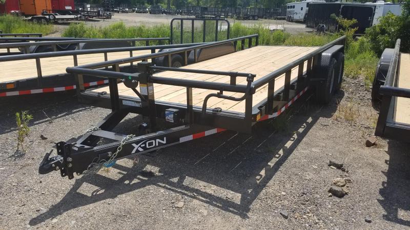 2019 X-On 83X20 Equipment Trailer