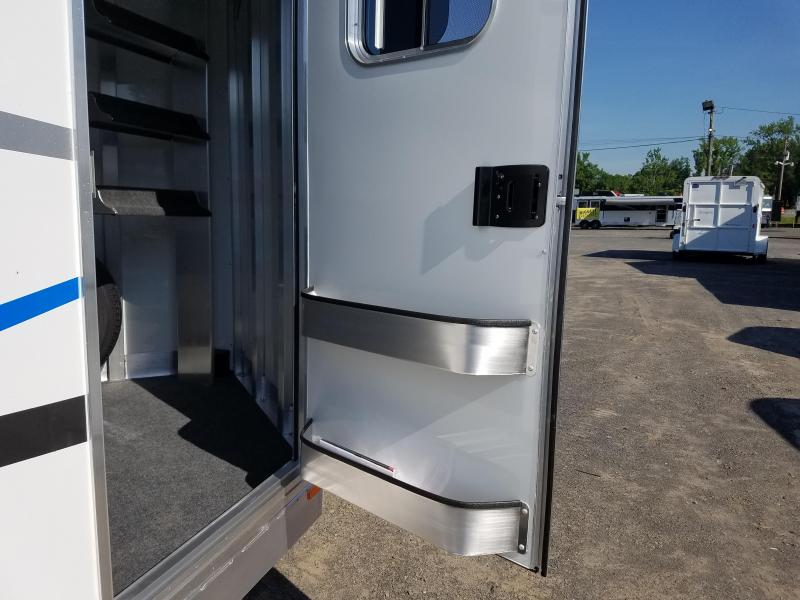 2019  4-Star Trailers 3H BP Horse Trailer