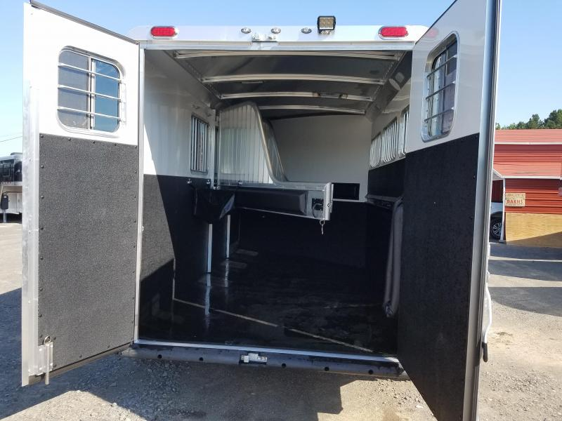 2018 4-Star Trailers 3H BP Horse Trailer