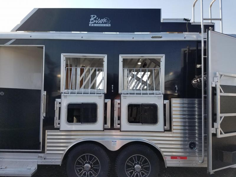 ***SPECIAL OF THE WEEK***2017 Bison Trailers 8313 SILVERADO Horse Trailer