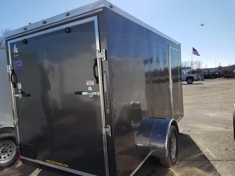 2018 Spartan SPARTAN 6X12 SA CARGO Enclosed Cargo Trailer