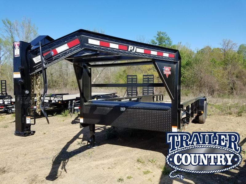 2018 PJ Trailers 24 Angle Pipetop Equipment Trailer in Philipp, MS