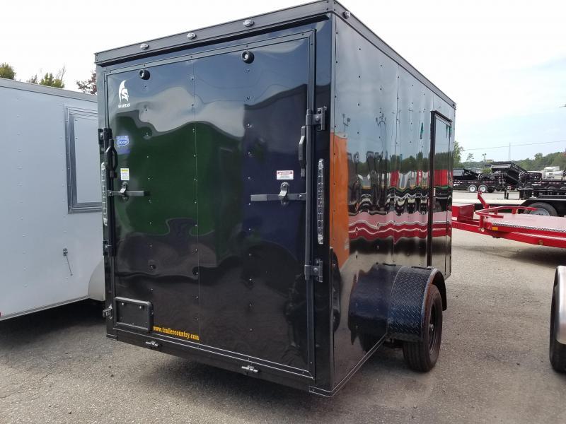 2019 Spartan 6X12SA Enclosed Cargo Trailer