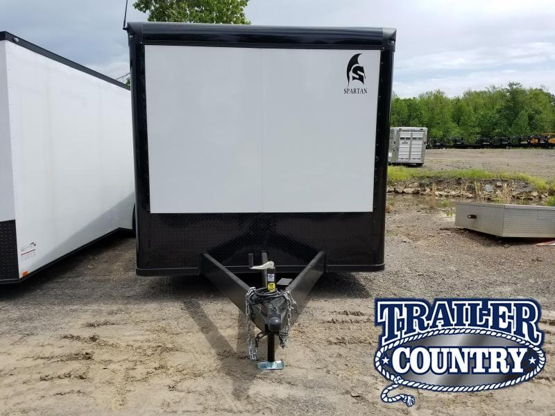 2019 Spartan 8.5X28 Car / Racing Trailer in Ashburn, VA