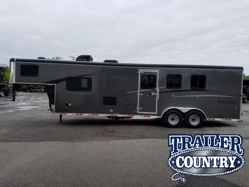 2020 Bison 7311TH Horse Trailer
