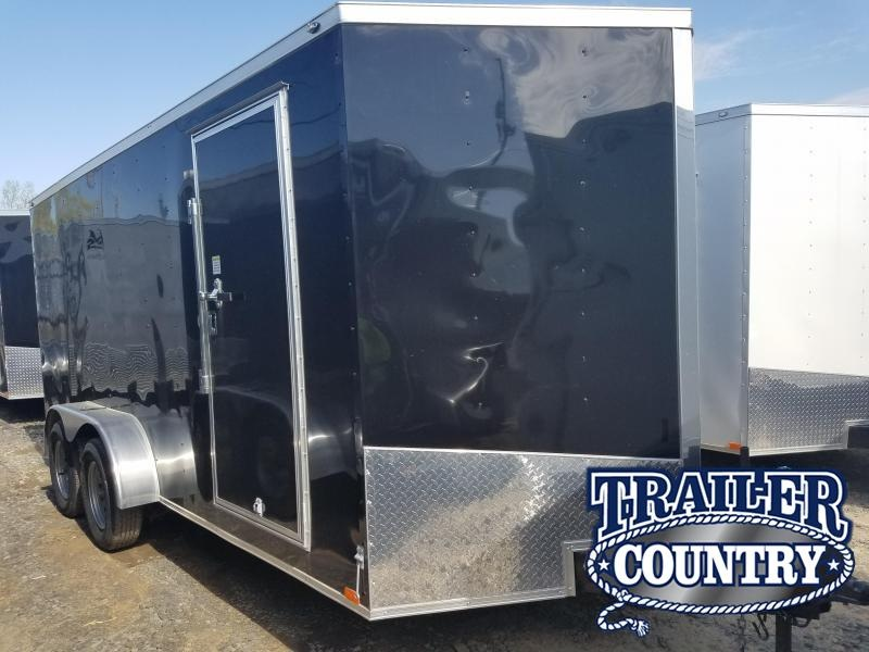 2018 Spartan 7X16 TA Car / Racing Trailer