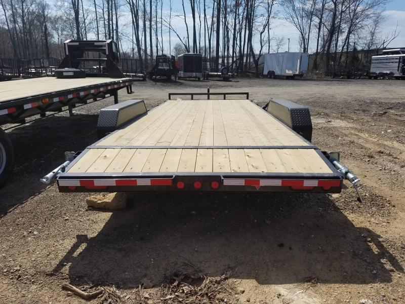RENTAL  2019 PJ Trailers--RENTAL--- 20 equipment Equipment Trailer