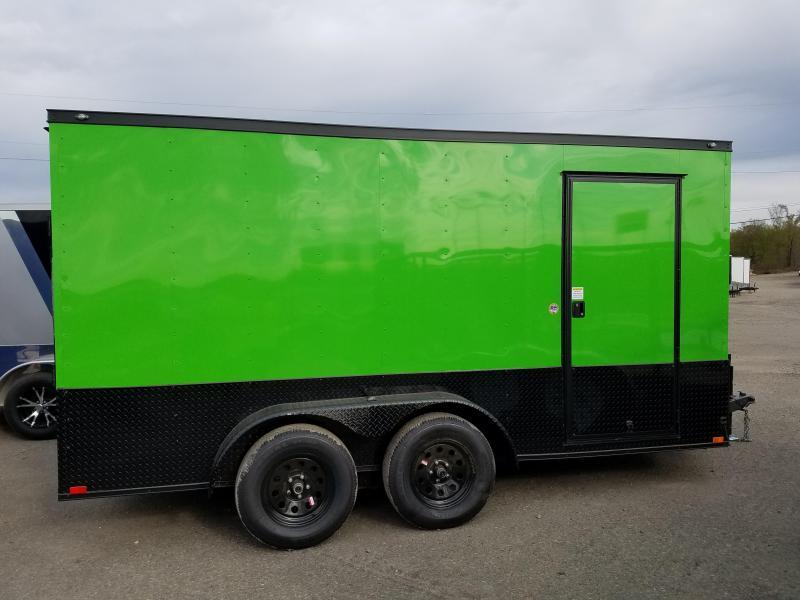 2018 Spartan 7X14 CARGO Enclosed Cargo Trailer