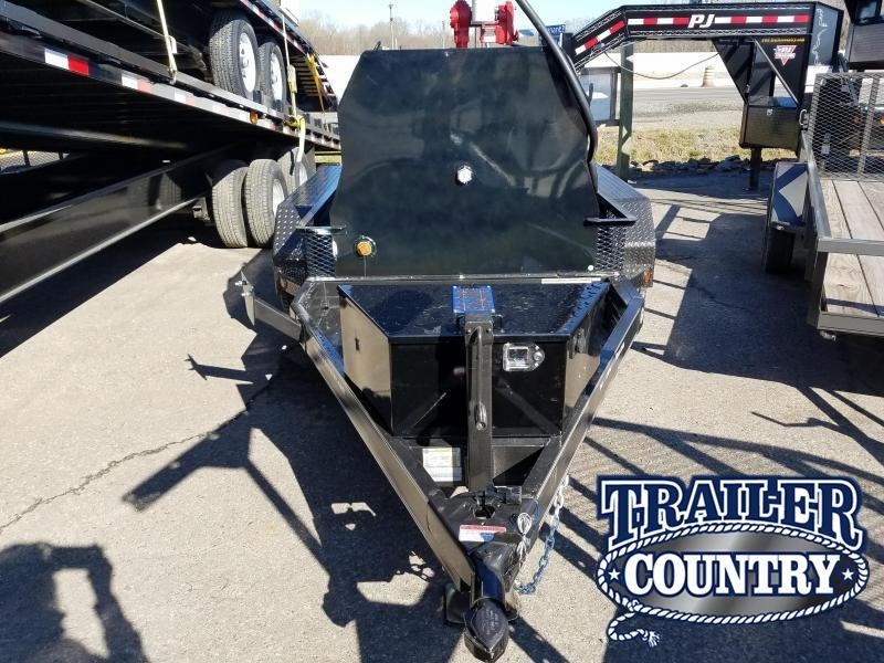 2019 East Texas 5X8 DIESEL TANK Equipment Trailer