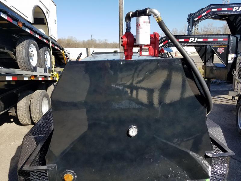 2019 East Texas 5X8 DIESEL TANK Equipment Trailer
