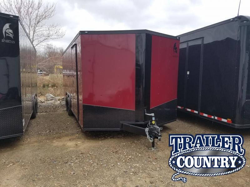 2019 Spartan 8.5X20 Enclosed Cargo Trailer in Ashburn, VA