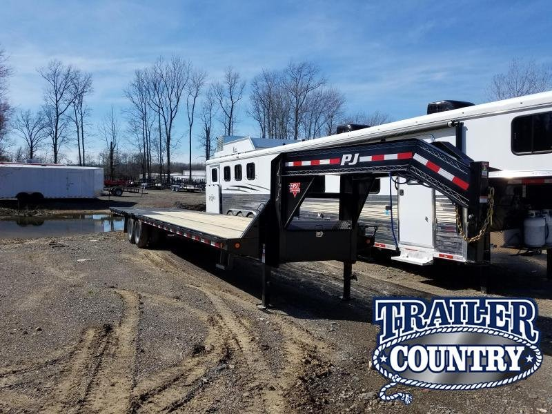 Trailer Country Cabot Ar >> 2019 Pj Trailers 36 Low Pro Flatbed Trailer Trailer