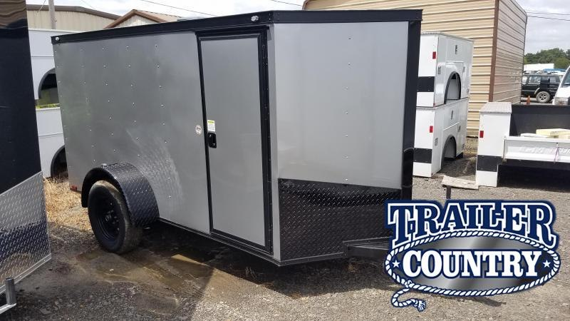 2020 Spartan 5X10 SA Enclosed Cargo Trailer