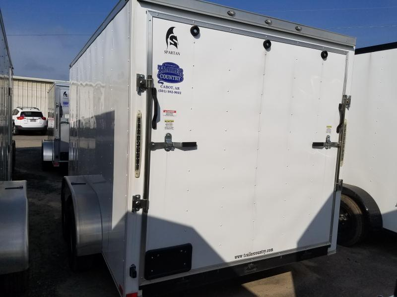 2018 Spartan 7X14TA Enclosed Cargo Trailer