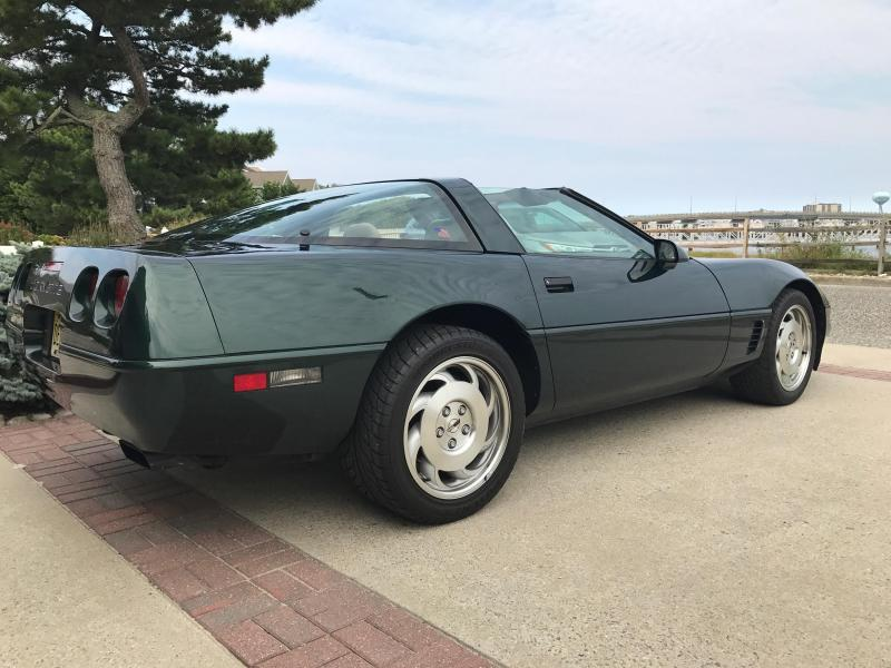 1996 Chevrolet CORVETTE LT-4 Car in Ashburn, VA