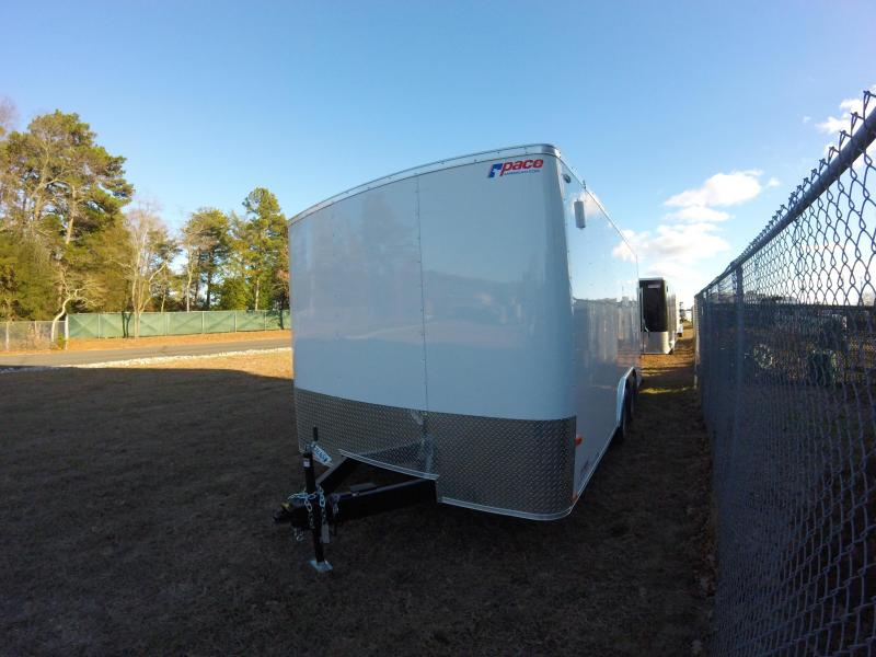 2019 Pace American Outback Auto Car / Racing Trailer
