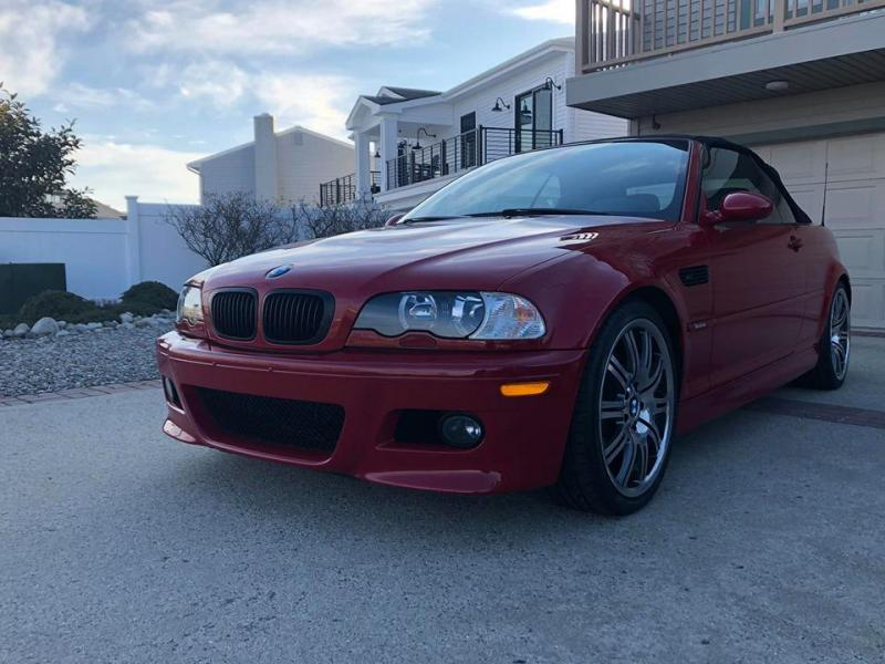 2001 BMW convertible m3 Car in Ashburn, VA
