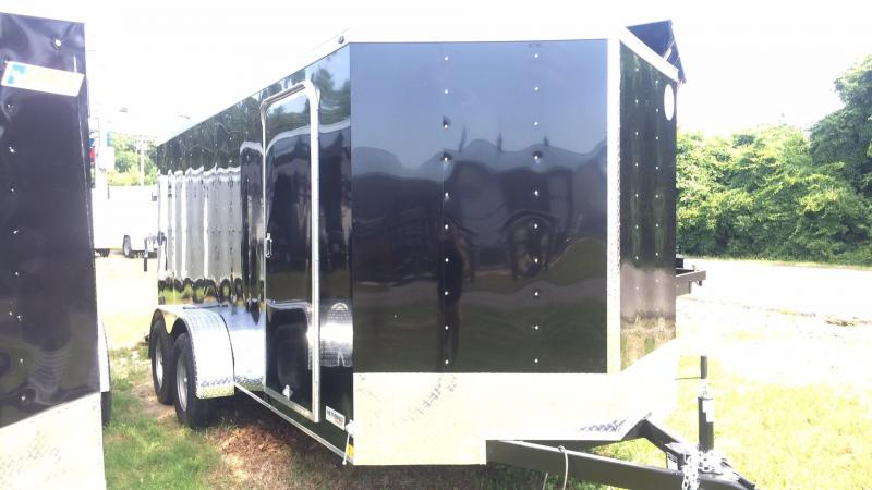 2019 Pace American Outback Cargo Dlx Cargo / Enclosed Trailer in Ashburn, VA