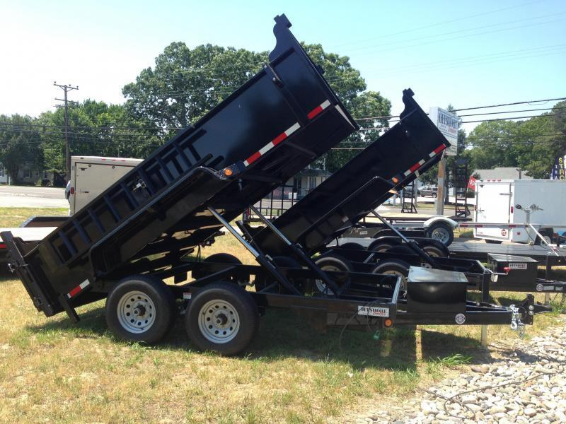 2020 Quality Steel and Aluminum 83x14 LP 14K Dump Trailer in Ashburn, VA