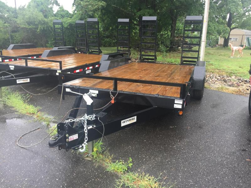 2019 Quality Trailers 18' low profile Equipment Trailer in Newton, NH