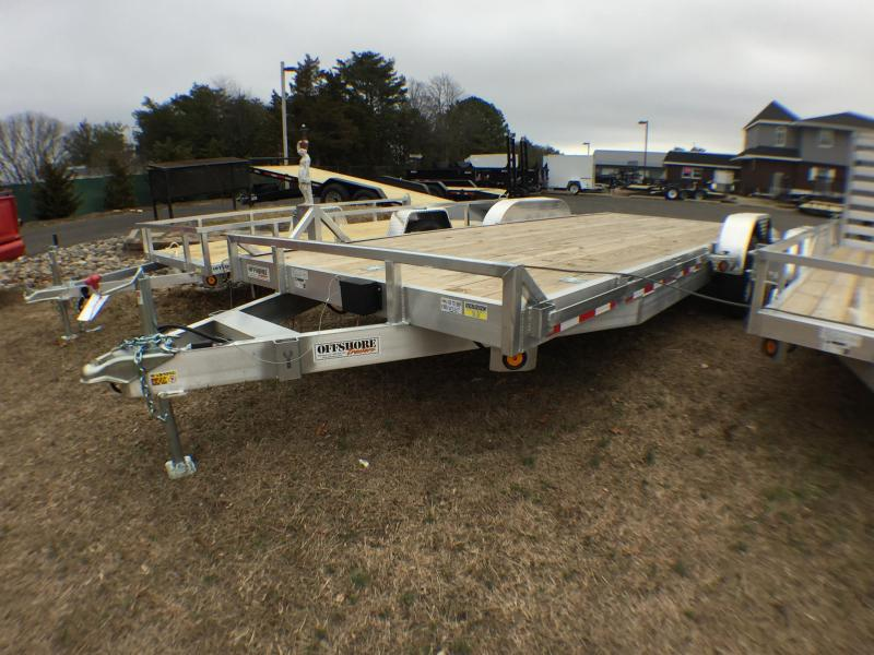 2019 Quality Steel and Aluminum 20 car hauler Car / Racing Trailer in Ashburn, VA