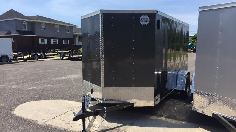 2019 Wells Cargo WCVG610S Enclosed Cargo Trailer