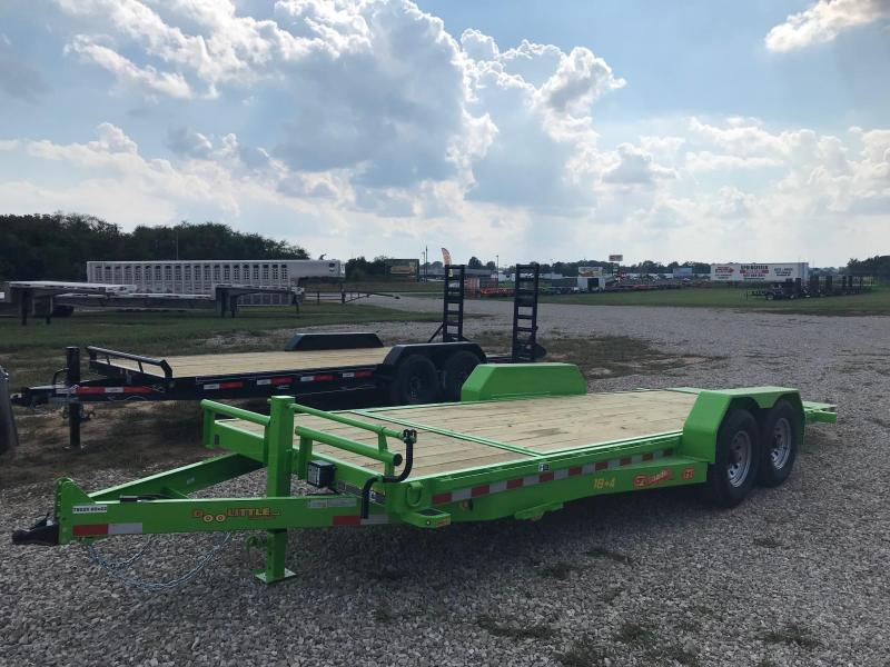 2019 Doolittle Trailer Mfg GT822214K Equipment Trailer in Gamaliel, AR