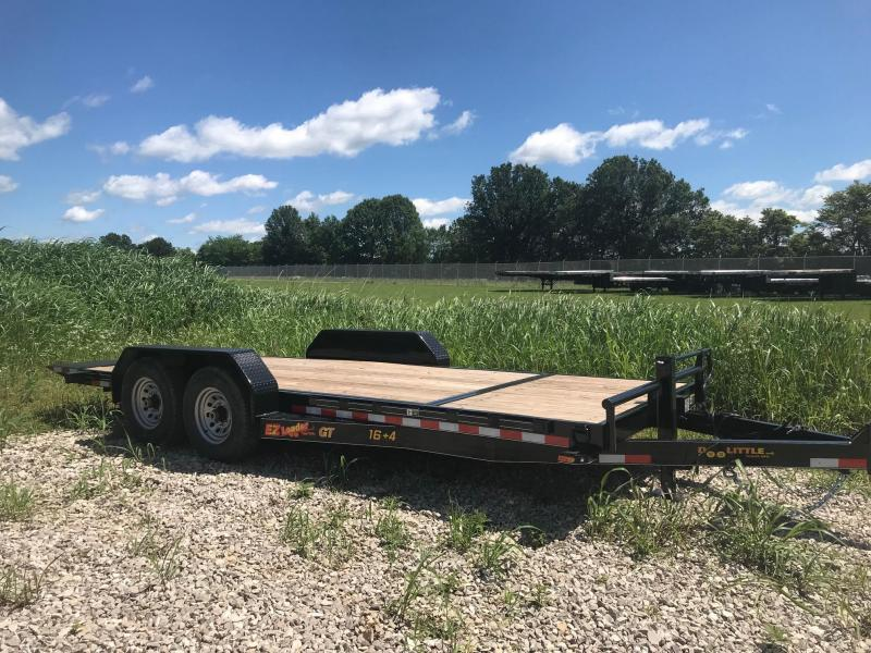2019 Doolittle Trailer Mfg GT822014K Equipment Trailer in Gamaliel, AR