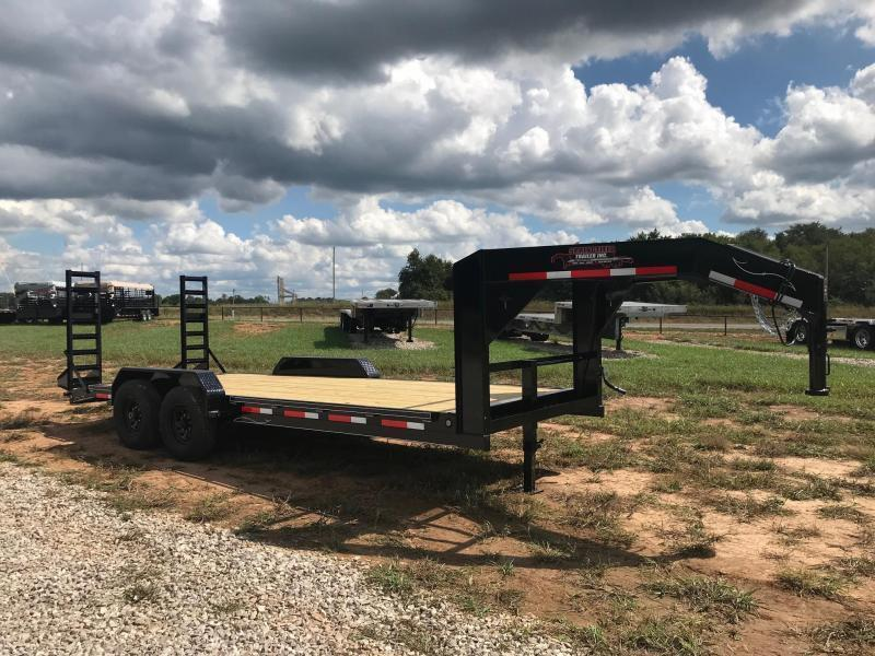 2019 Starlite Trailers 82-206CRDV-GN Equipment Trailer in Gamaliel, AR