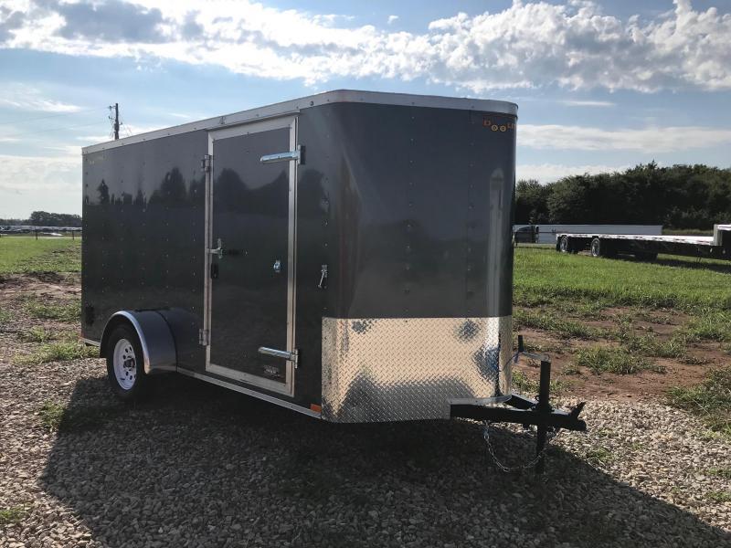 2019 Doolittle Trailer Mfg BL6X12S Enclosed Cargo Trailer