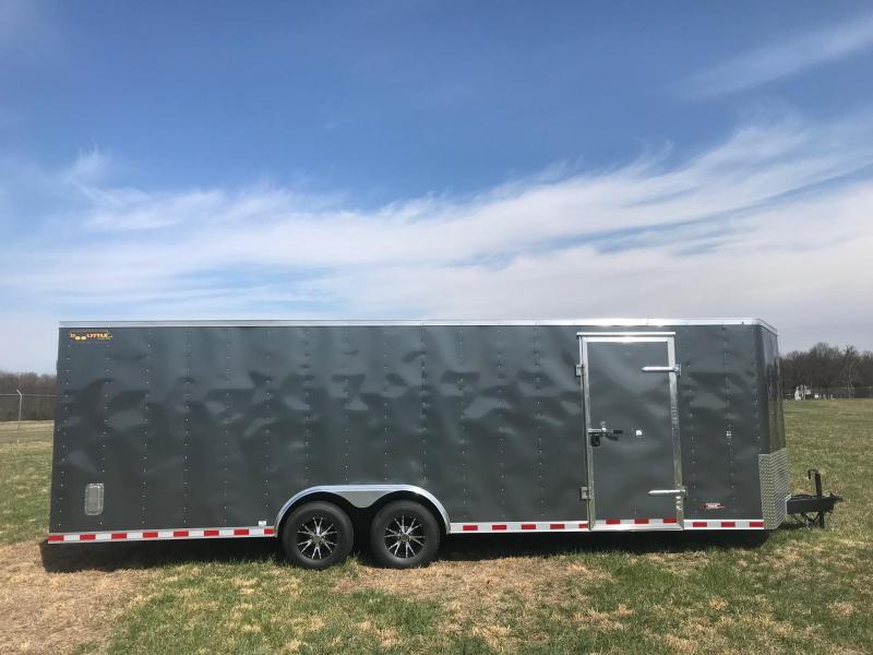 2019 Doolittle Trailer Mfg BL8.5X2410K Enclosed Cargo Trailer in Ashburn, VA