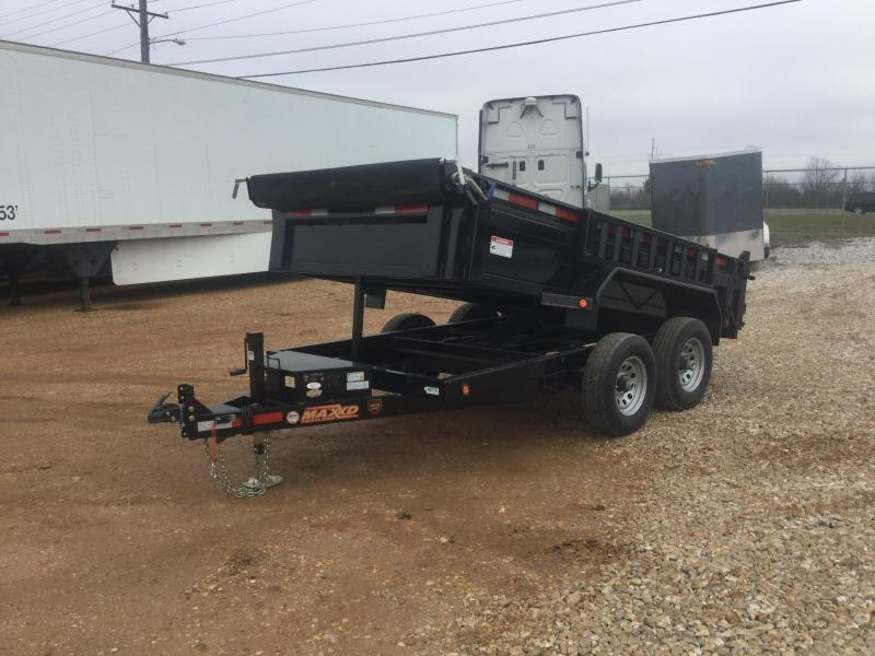 2017 Maxxd Trailers D7X7212 Dump Trailer in Flemington, MO