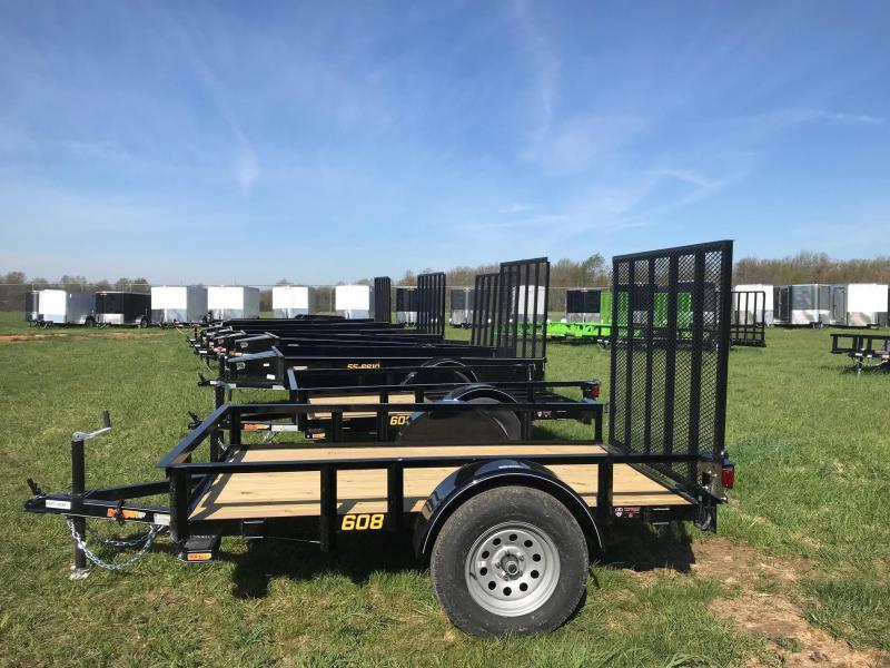 2019 Doolittle Trailer Mfg RS60X83K Utility Trailer