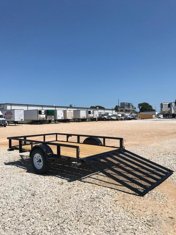 2019 Doolittle Trailer Mfg RS77X103K Utility Trailer