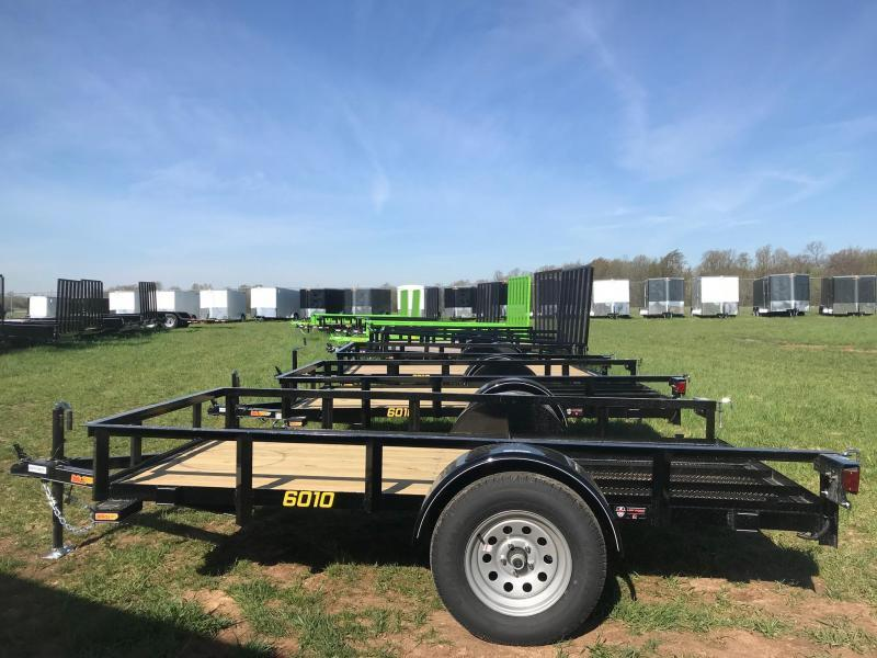 2019 Doolittle Trailer Mfg RS60X103K Utility Trailer